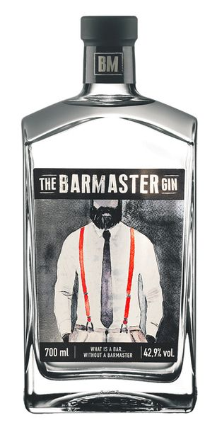 The Barmaster Gin