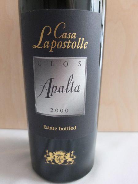 Clos Apalta 2000