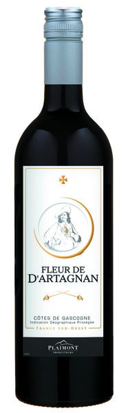 Plaimont Fleur d'Artagnan Rouge 2013