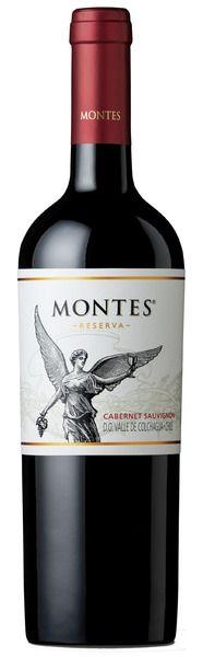 Montes Reserva Cabernet Sauvignon 2018
