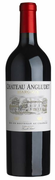 Château Angludet Margaux 2010
