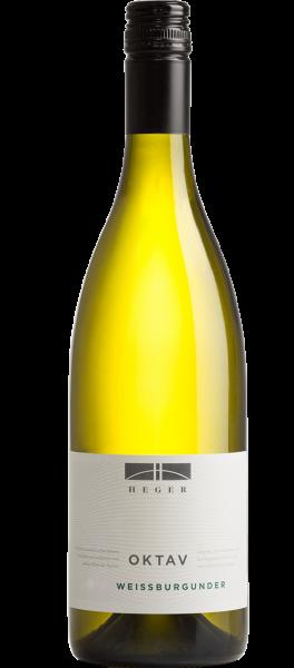 Heger Oktav Weißburgunder Qualitätswein 2016