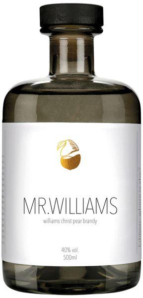 Mr Williams Birnenbrand