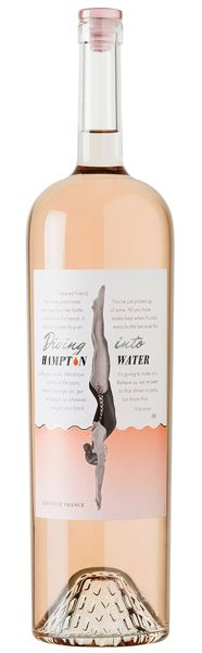 Diving into Hampton Water Rosé Languedoc 2018