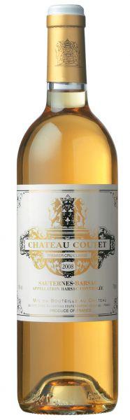 Château Coutet 1er Cru Classé Sauternes-Barsac 1998