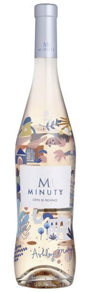 Minuty Cuvée M Rosé 2017 Limited Edition Ashley Mary