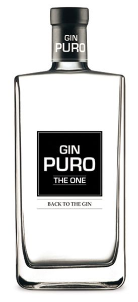 Gin Puro - The One