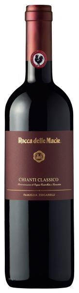 """Rocca delle Macie """"Famiglia Zingarelli"""" Chianti Classico DOCG 2016"""