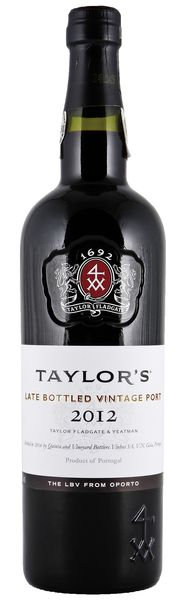 Taylor's Late Bottled Vintage 2012 Port