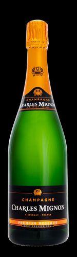 Champagne Charles Mignon Premium Brut Reserve 1er Cru