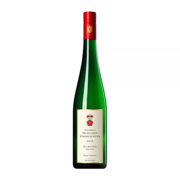 Schloss Proschwitz Elbling 2018 VDP.Gutswein