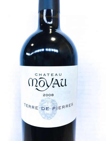 "Château Moyau ""Terre de Pierres"" 2008"