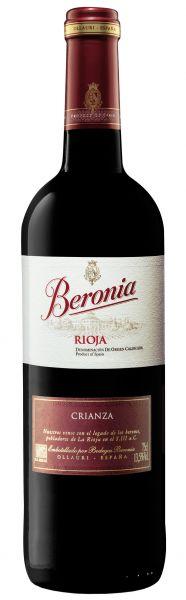 Beronia Crianza 2014 DOCa Rioja