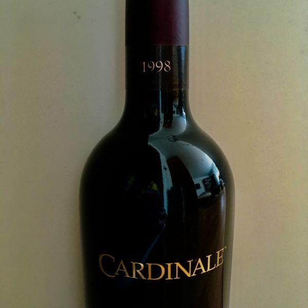Cardinale Red 1998 Napa Valley