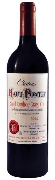 Château Haut Pontet Saint-Emilion Grand Cru 2015