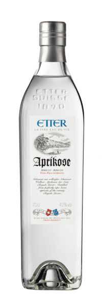"Etter Aprikose Sorte ""Royal Luizet"" 0,35l"